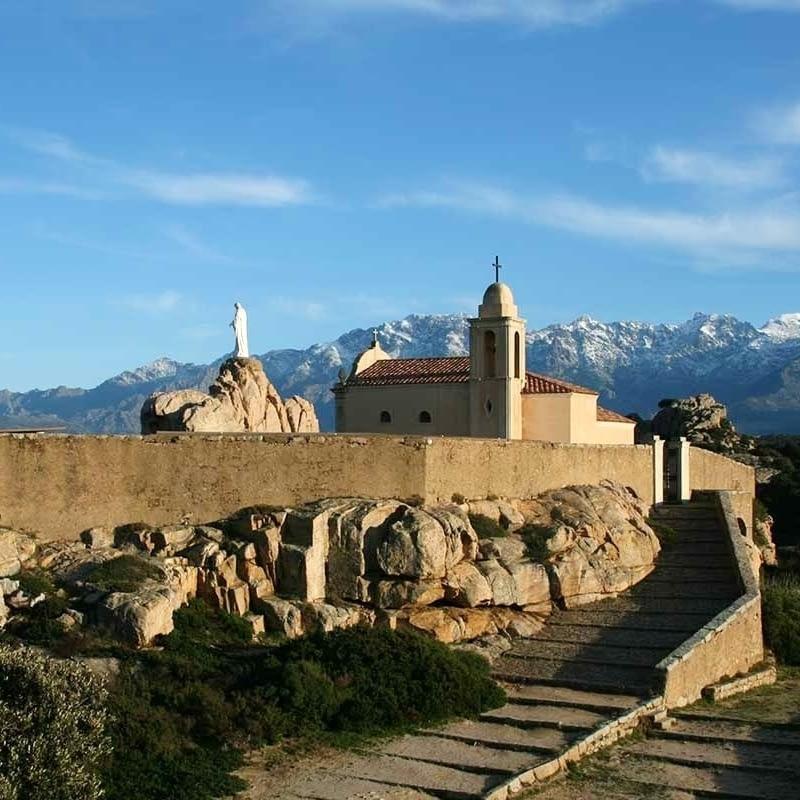 Notre Dame de la Serra Corsica