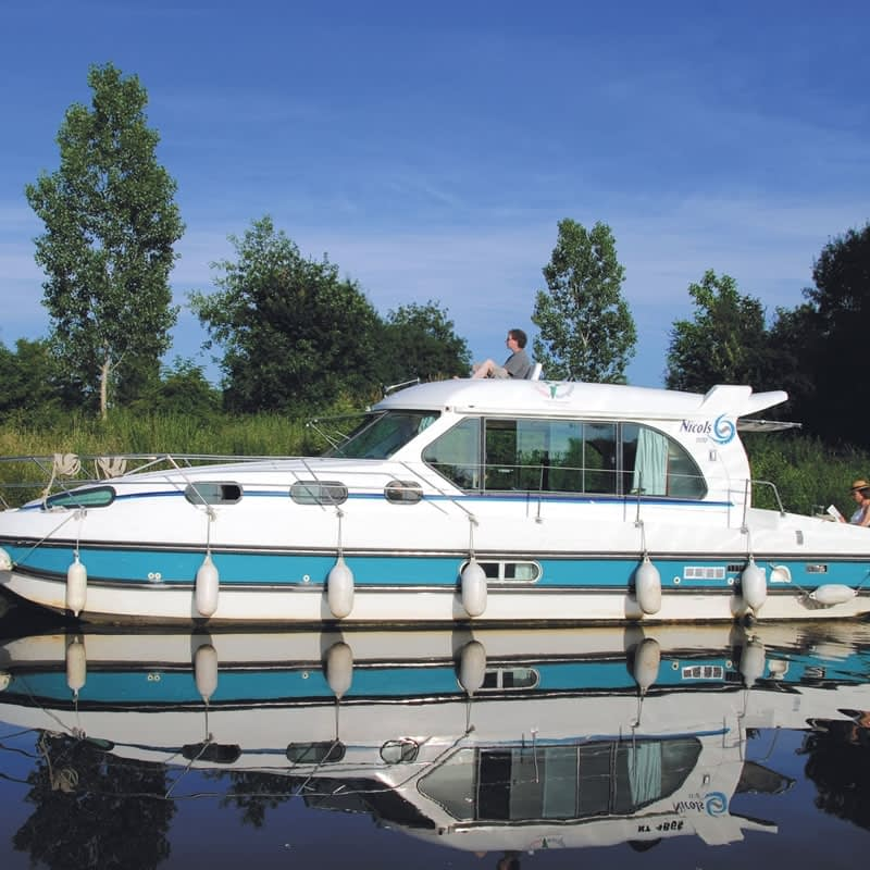 Boating holiday