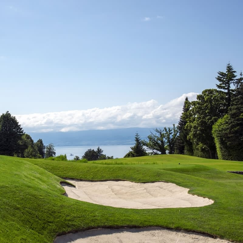The Evian Resort golf
