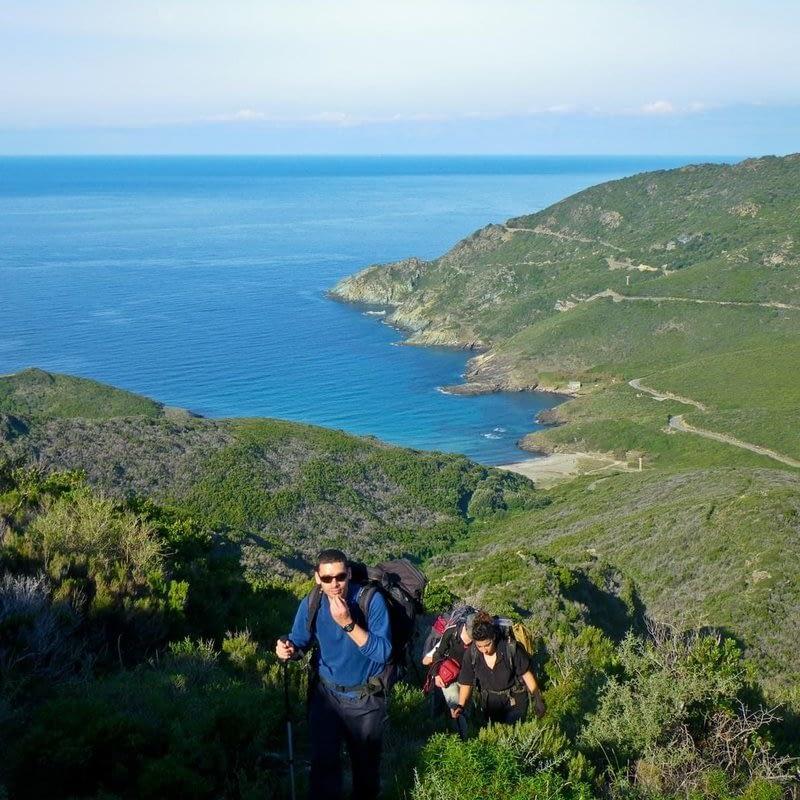 Walking Corsica Cape