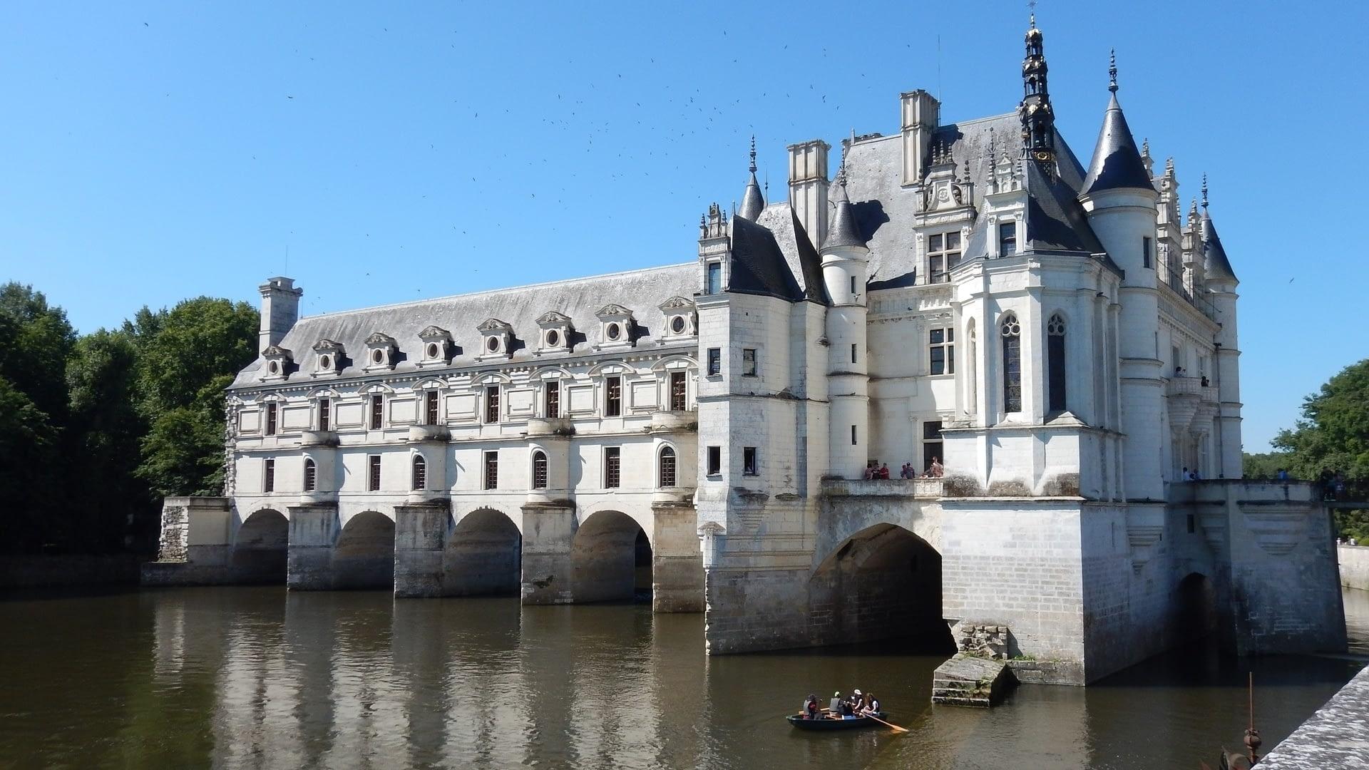 Chateaux Chenonceaux