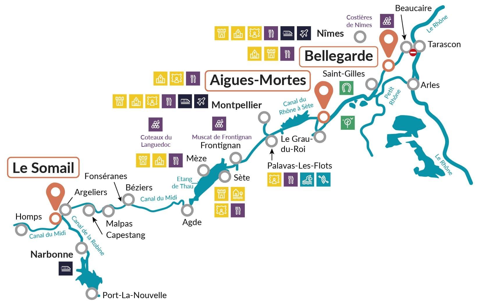 Camargue Bellegarde