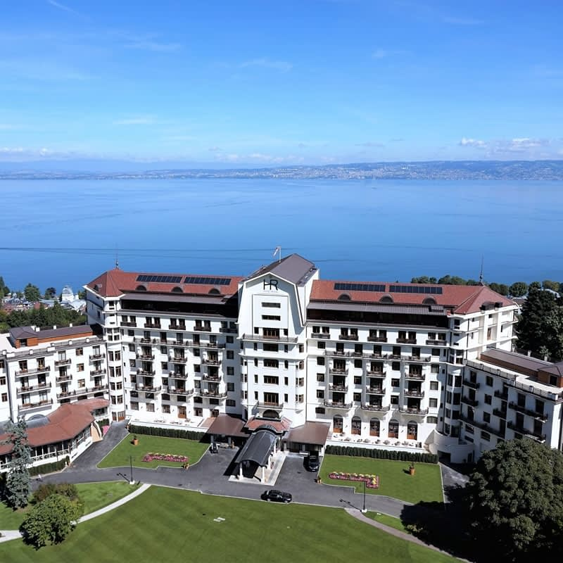 The Evian Resort