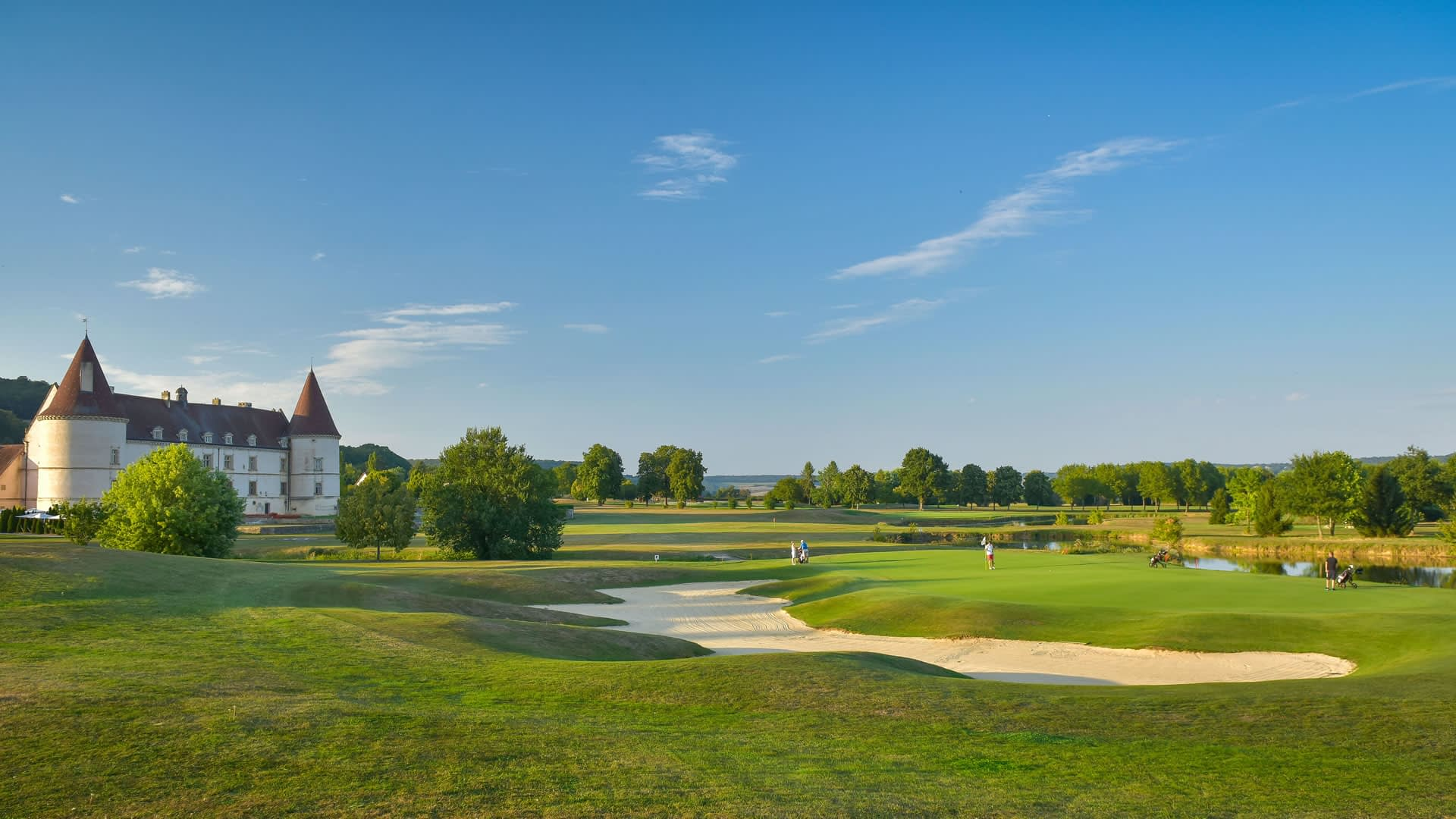 Hotel Golf Château de Chailly