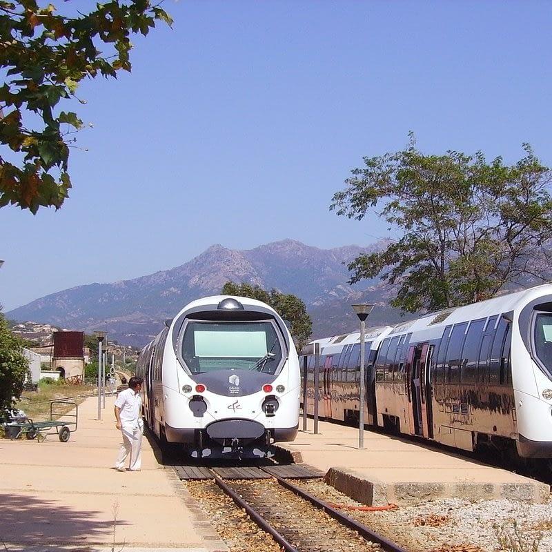 corsica train