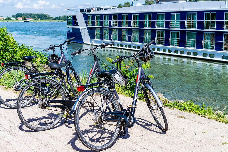 AMA sightseeing bikes